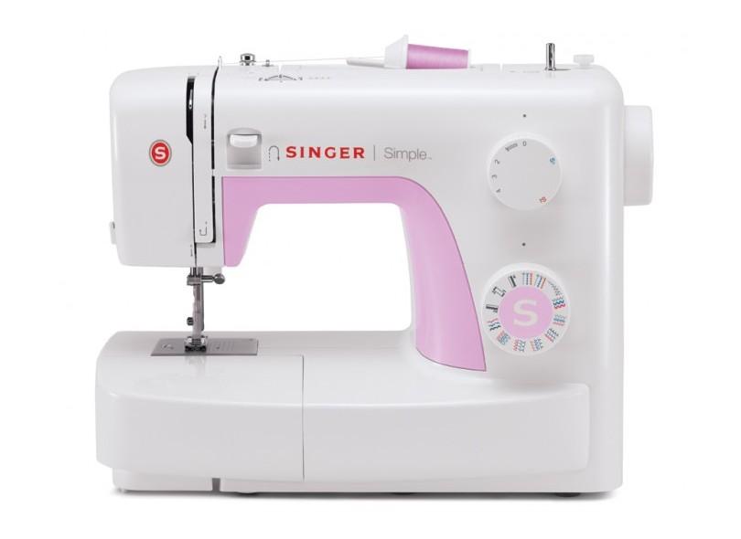 Máquina de Costura Doméstica Bordado Simple 3223 - Singer