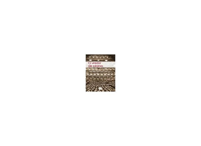 O Virador de Páginas - Leavitt, David - 9788575811252