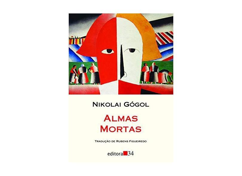 Almas Mortas - Nikolai Gógol - 9788573266993