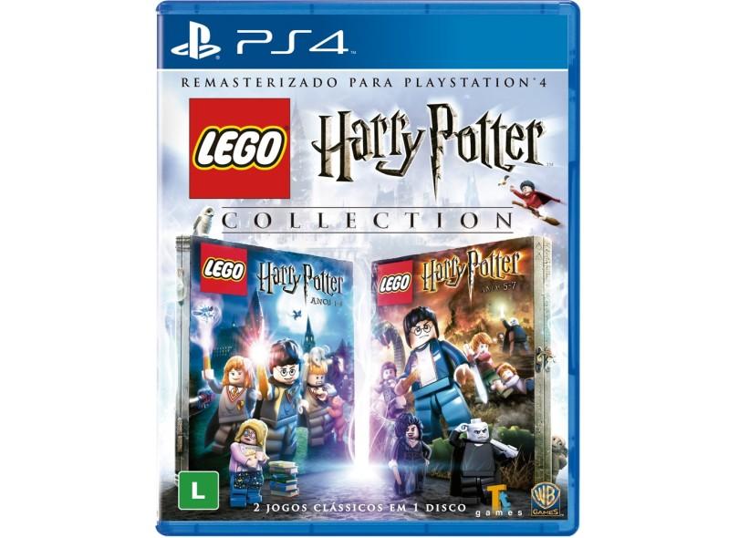 Jogo LEGO Harry Potter Collection PS4 Warner Bros