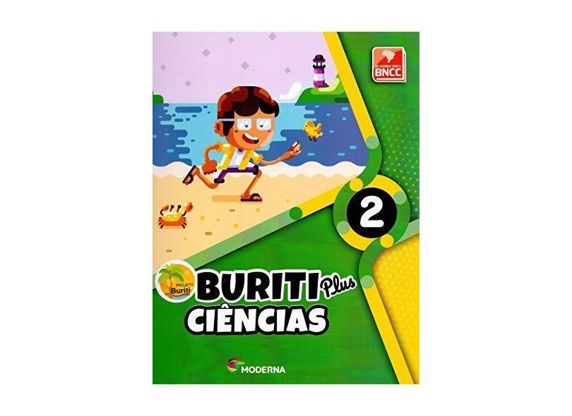 Buriti Plus. Ciências - 2º Ano - Vários Autores - 9788516112875