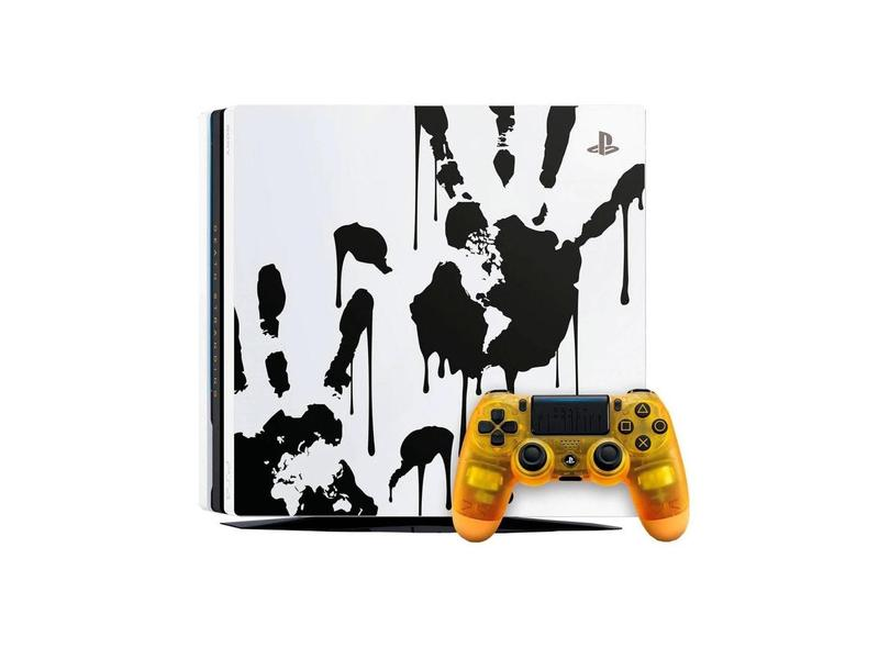 Console Playstation 4 1 TB Sony 4K HDR
