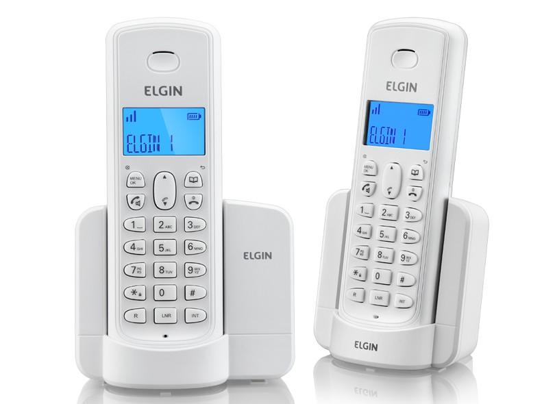 Telefone sem Fio Elgin com 1 Ramal TSF 8002
