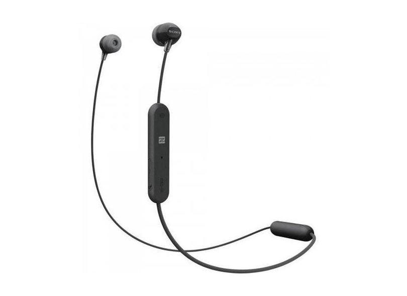 Fone de Ouvido Bluetooth com Microfone Sony WI-C300