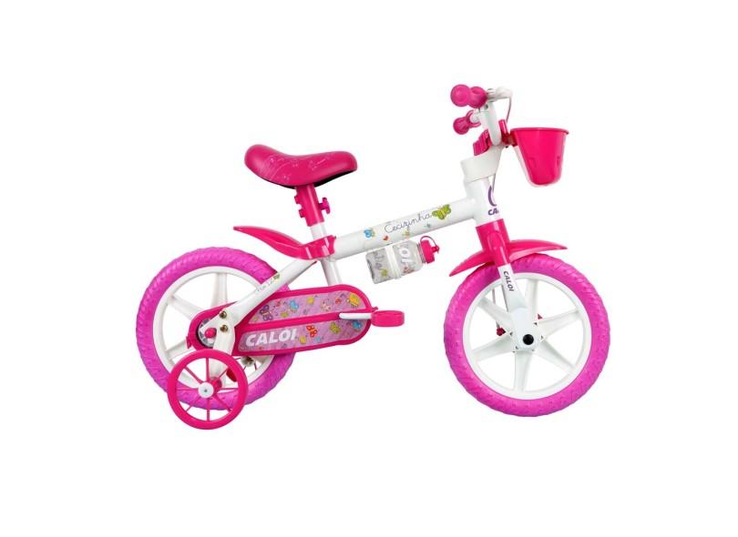 Bicicleta Caloi Aro 12 Cecizinha 2016