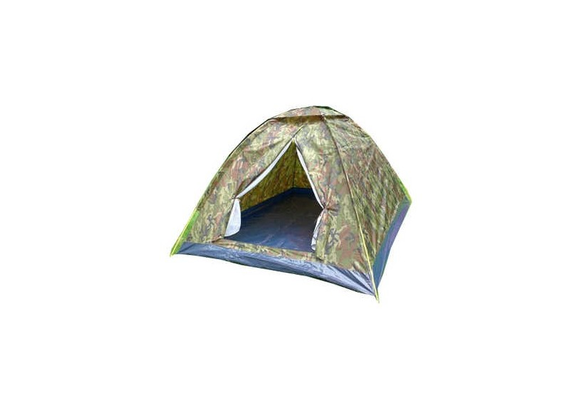 Barraca de Camping Para 3 Pessoas Nautika Kongo