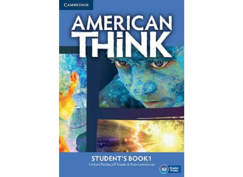 American Think Level 1 Student's Book - Herbert Puchta - 9781107596078