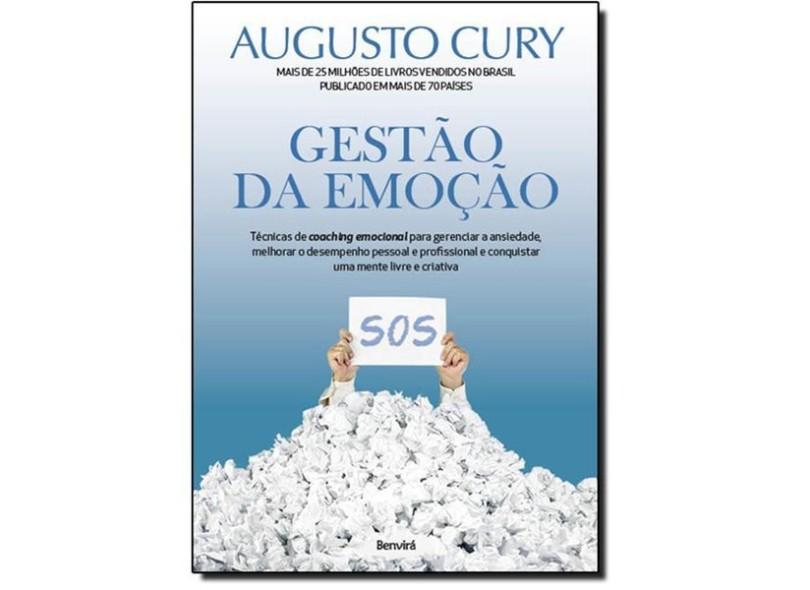 Gestão da Emoção - Cury, Augusto - 9788582402603