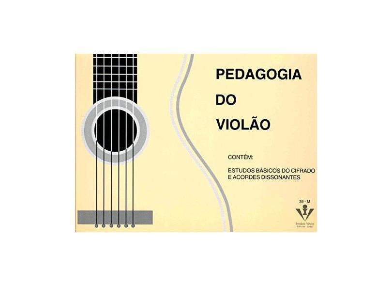 Pedagogia do Violão - Formato Pequeno - Indefinido - 9788574070568