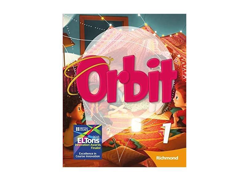 Orbit - 1º Ano - Editora Richmond - 9788516107758