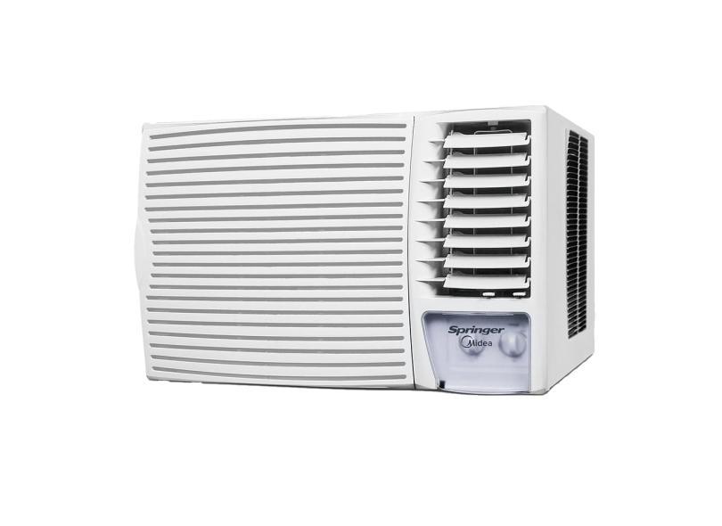 Ar Condicionado Janela / Parede Springer Midea 18000 BTUs Frio ZCI185BB