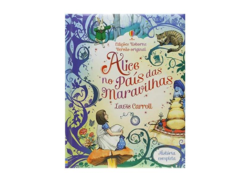 Alice No País Das Maravilhas - História Completa - Carroll, Lewis - 9781409591702