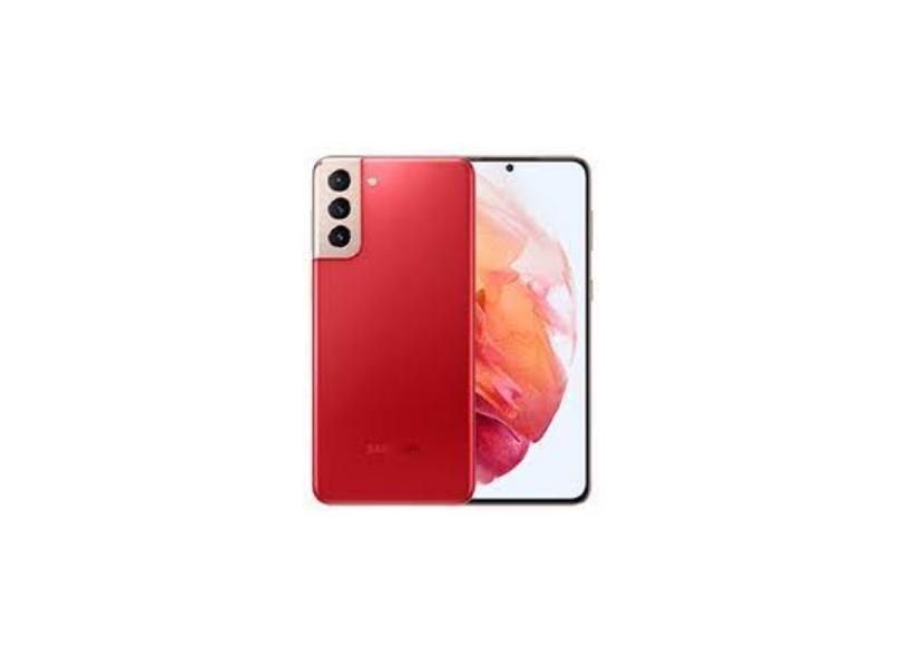 Smartphone Samsung Galaxy S21 Plus 5G SM-G996B 8 GB 128GB Câmera Tripla Android 11