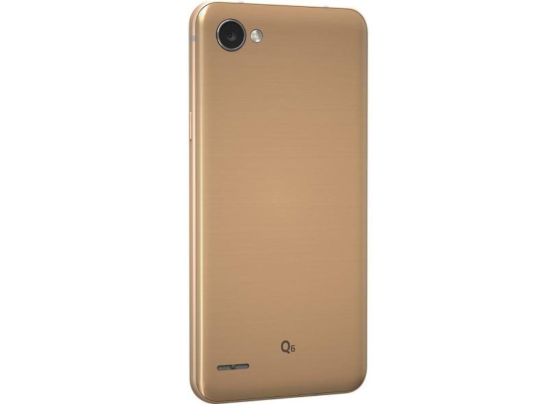 Smartphone LG Q6 LGM700TV TV Digital 32GB 13,0 MP 2 Chips Android 7.1 (Nougat) 3G 4G Wi-Fi