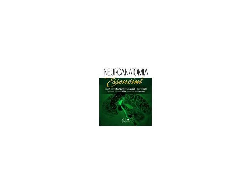 Neuroanatomia Essencial - Diversos - 9788527723947