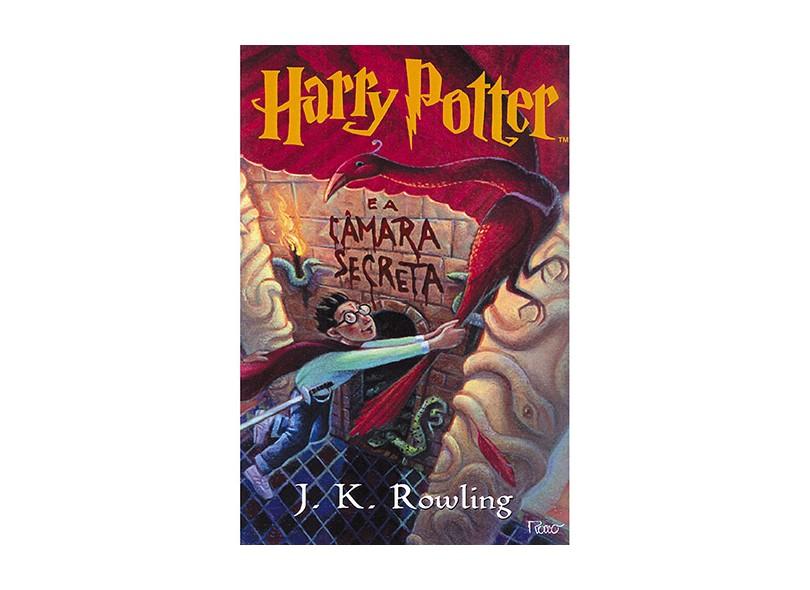 Harry Potter e a Câmara Secreta 2 - Rowling, J.k. - 9788532511669