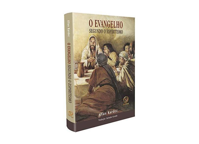 O Evangelho Segundo o Espirito - Ed. Normal - Kardec, Allan - 9788599772140