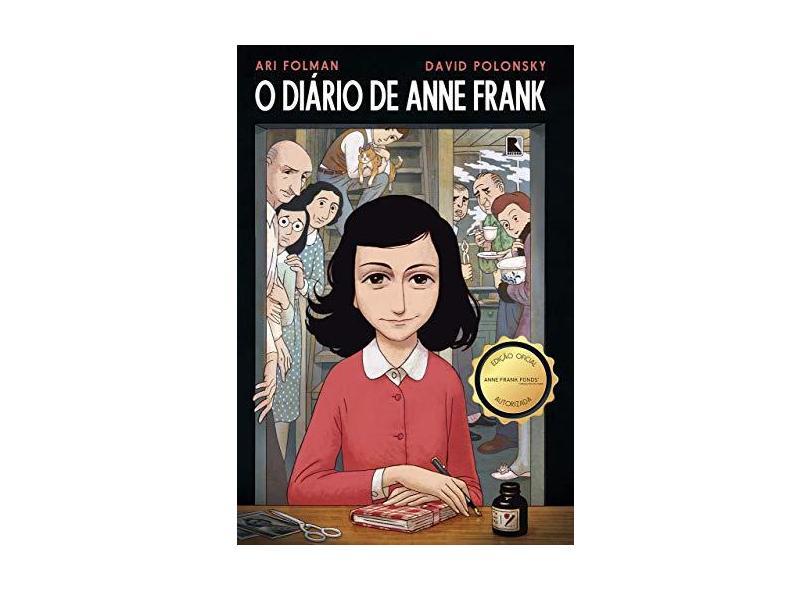 O Diário de Anne Frank Em Quadrinhos - Folman,ari - 9788501109675