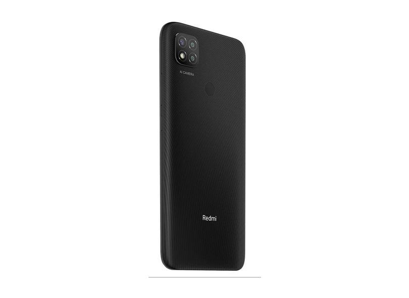Smartphone Xiaomi Redmi 9C 64GB Câmera Tripla 2 Chips Android 10
