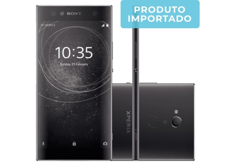 Smartphone Sony Xperia XA2 Ultra H3223 Importado 32GB Qualcomm Snapdragon 630 23,0 MP Android 8.0 (Oreo) 3G 4G Wi-Fi