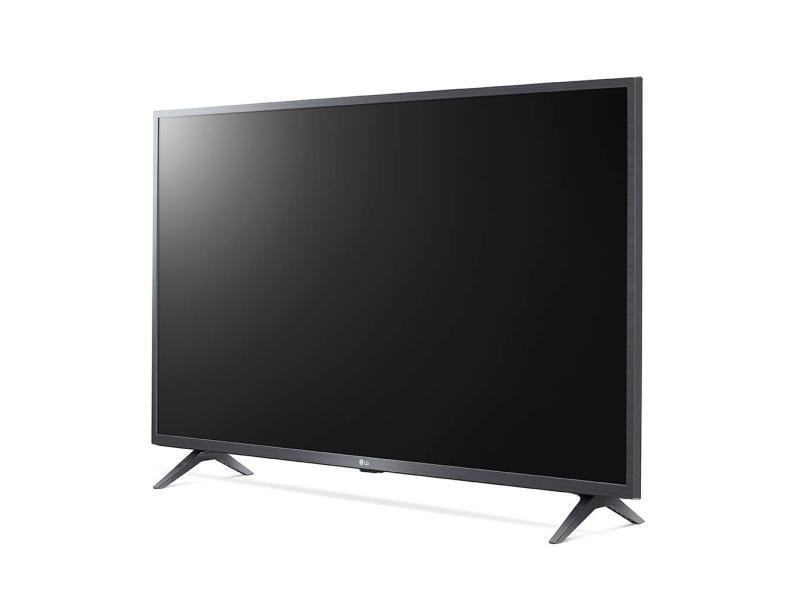 "Smart TV TV LED 43 "" LG ThinQ AI Full Netflix 43LM631C 3 HDMI"
