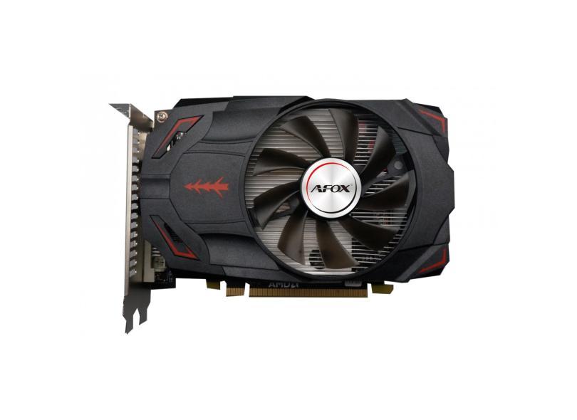Placa de Video ATI Radeon RX 550 4 GB GDDR5 128 Bits Afox AFRX550-4096D5H4-V4