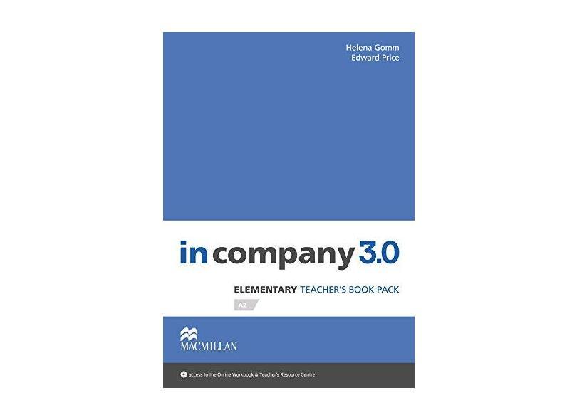 In Company 3 0 Teacher's Book Premium Plus Pack-Elem - Price,e. - 9781380000361
