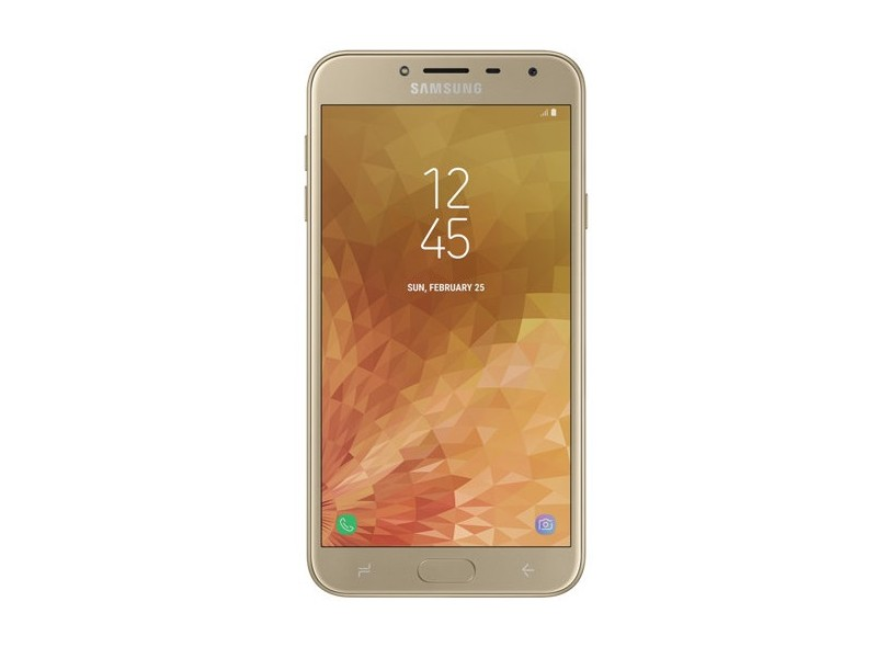 Smartphone Samsung Galaxy J4 32GB 13,0 MP 2 Chips Android 8.0 (Oreo) 3G 4G Wi-Fi