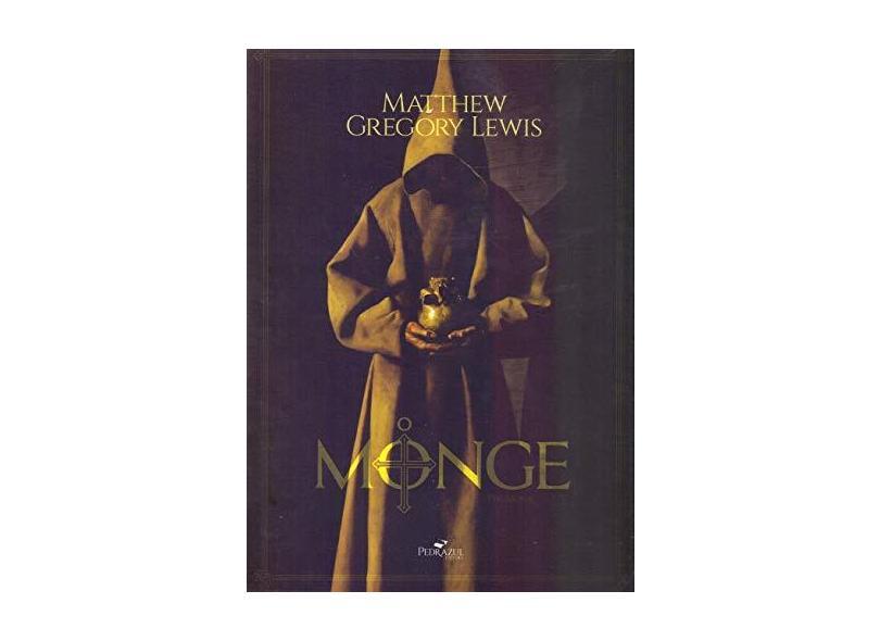 Monge - Matthew Gregory Lewis - 9788566549430