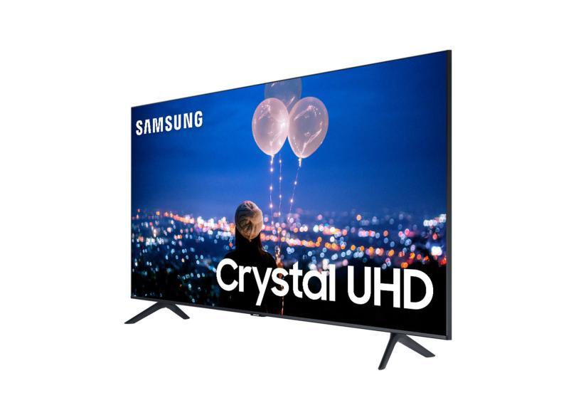 "Smart TV TV LED 50 "" Samsung Série 8 4K Netflix UN50TU8000GXZD 3 HDMI"