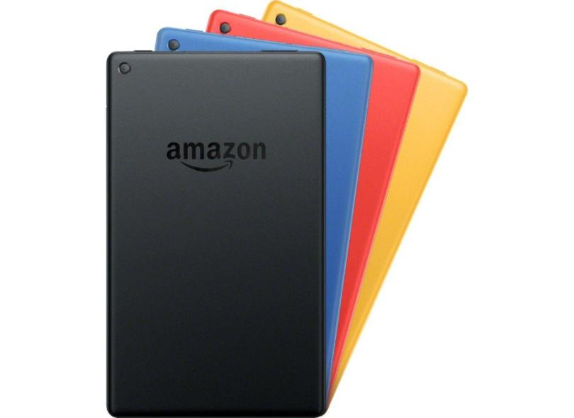 """Tablet Amazon 32.0 GB LCD 8.0 """" Fire OS 6 2.0 MP Fire HD 8"""