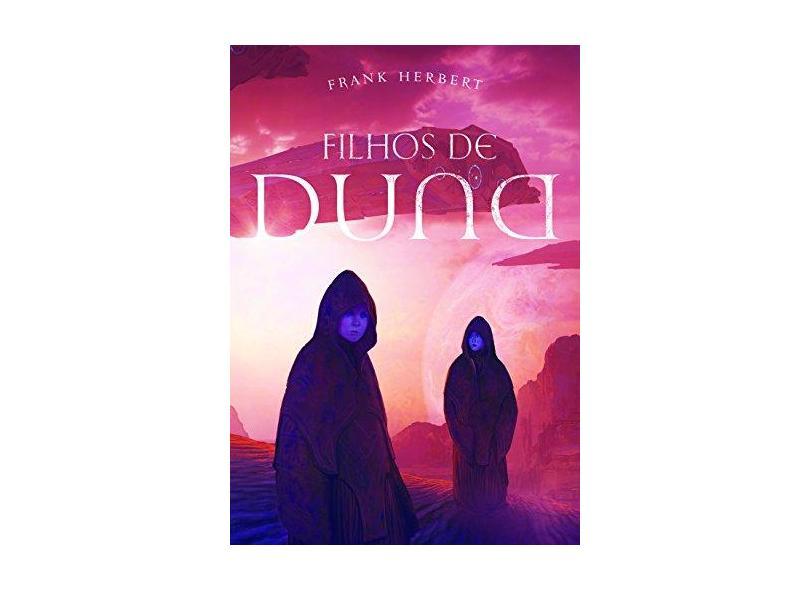 Filhos de Duna - Frank Herbert - 9788576573142