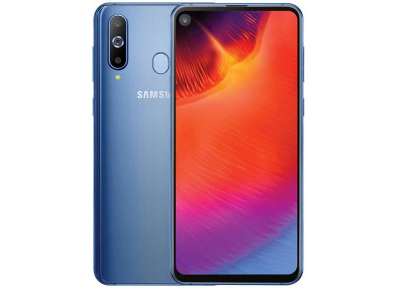 Smartphone Samsung Galaxy A8s 6 GB 128GB 2 Chips Android 9.0 (Pie)