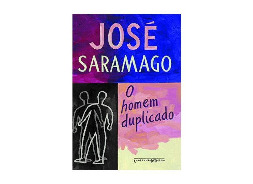 O Homem Duplicado - Ed. De Bolso - Saramago, Jose - 9788535912883