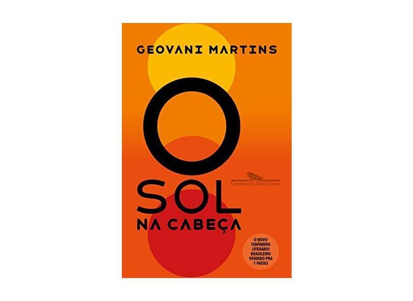 O Sol na Cabeça – Contos - Martins, Geovani - 9788535930528