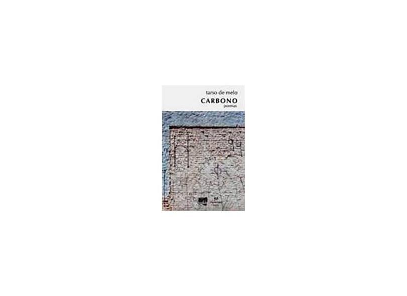 """Carbono - """"melo, Tarso De"""" - 9798586372475"""
