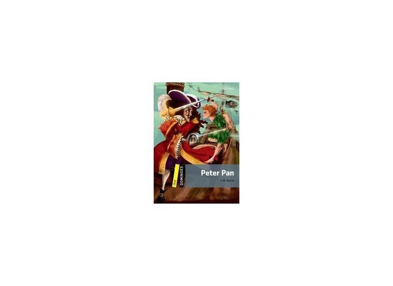 Dominoes: One: Peter Pan - J. M. Barrie - 9780194245586
