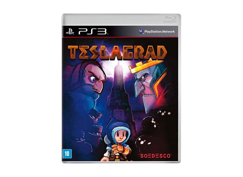 Jogo Teslagrad PlayStation 3 Soedesco