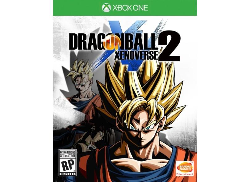 Jogo Dragon Ball Xenoverse 2 Xbox One Bandai Namco