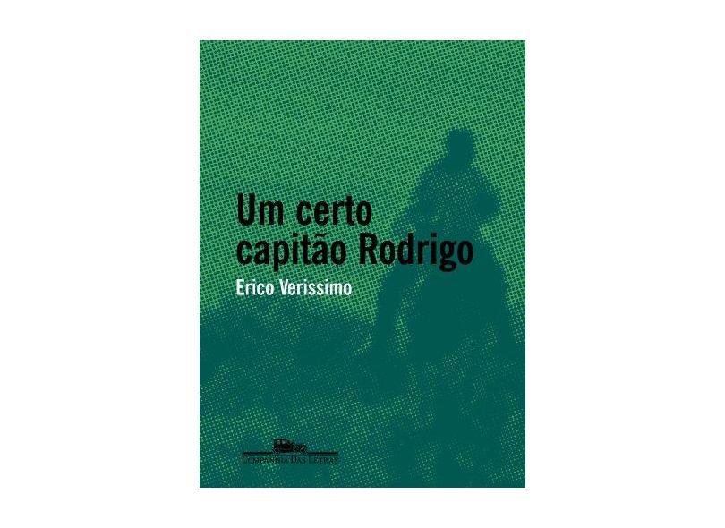 Um Certo Capitão Rodrigo - Verissimo, Erico - 9788535905984