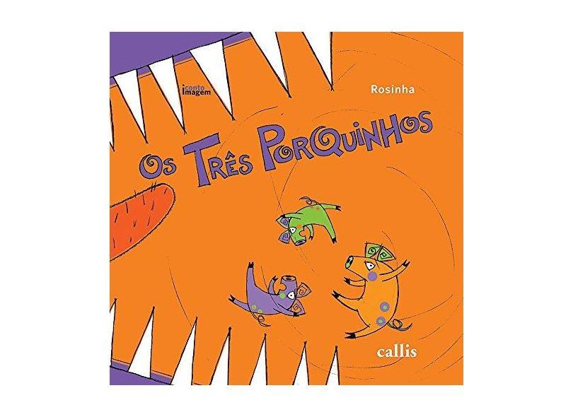 Os Três Porquinhos - Vários Autores - 9788584450060