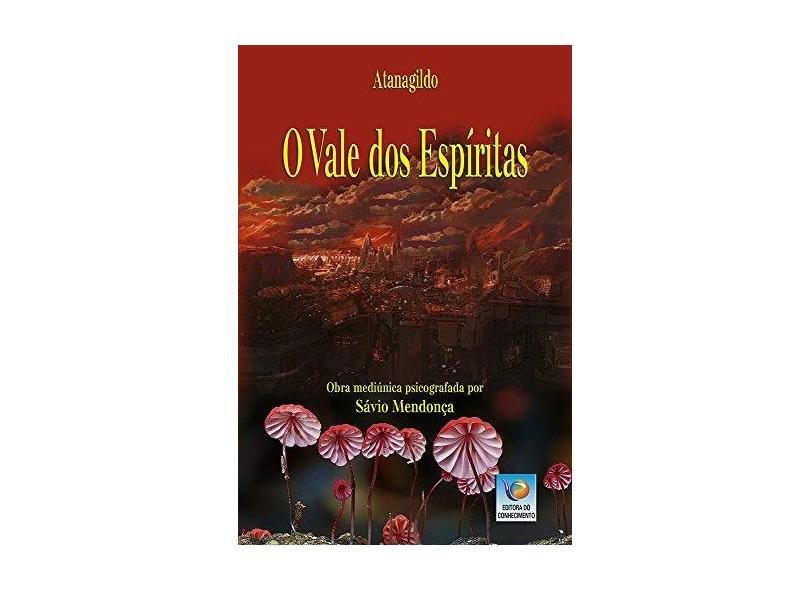 O Vale Dos Espíritas - Mendonça, Sávio - 9788576183396
