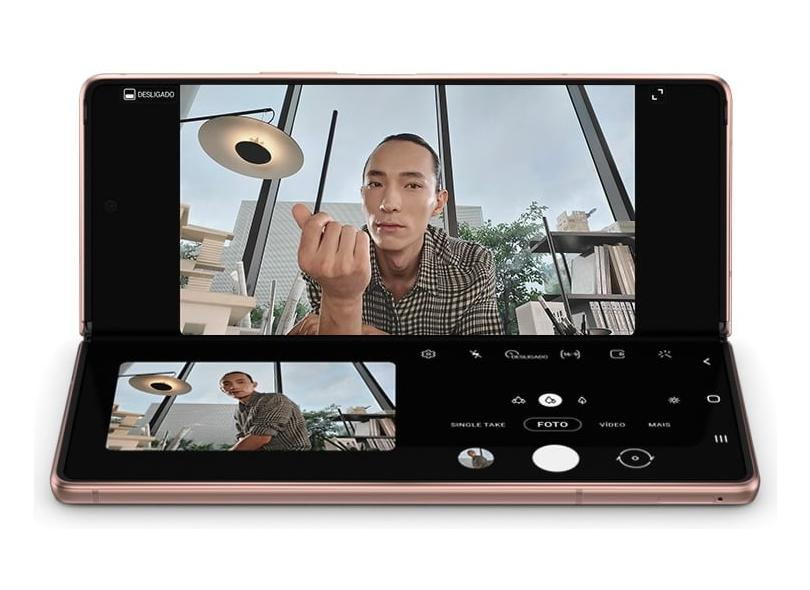 Smartphone Samsung Galaxy Z Fold2 SM-F916B 128GB Android 10