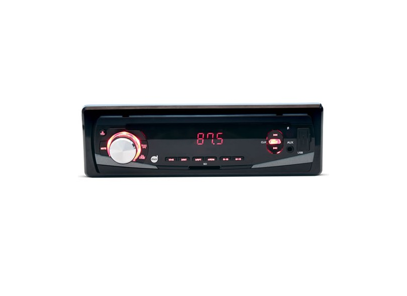 Som Automotivo MP3 Rádio Dazz DZ-651251