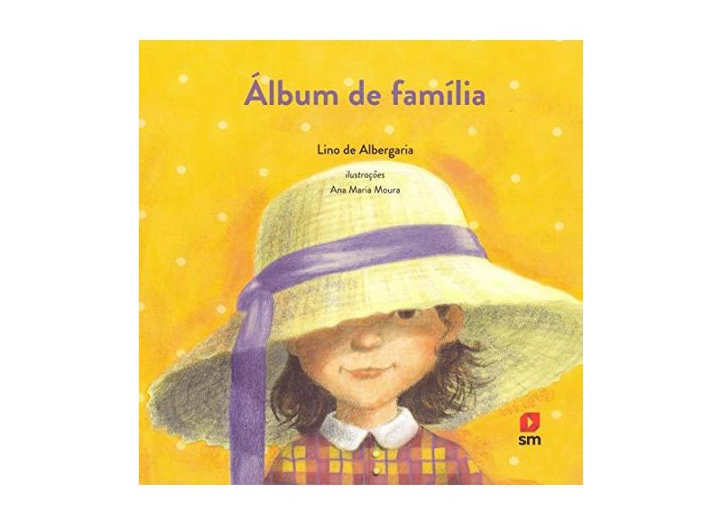 Álbum de Família - Lino De Albergaria - 9788541810050