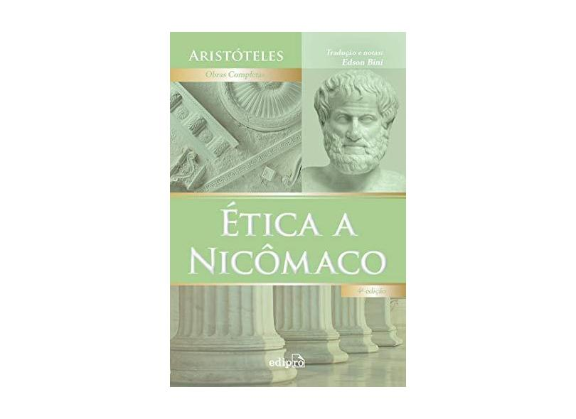 Ética a Nicômaco - Aristoteles - 9788572838818