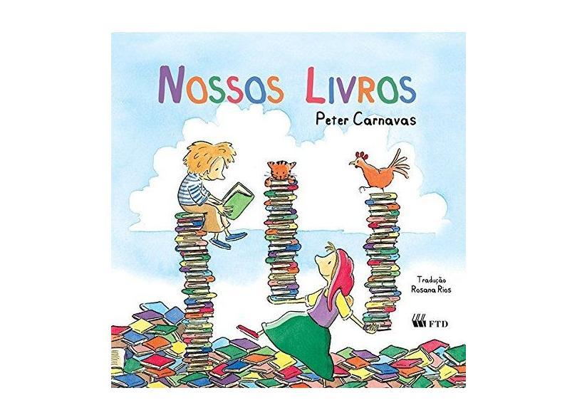 Nossos Livros - Série Arca de Noé - Carnavas, Peter - 9788532284181