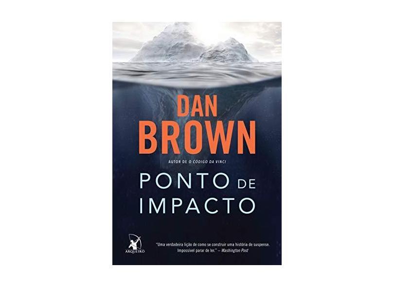 Ponto de Impacto - Brown, Dan - 9788599296011