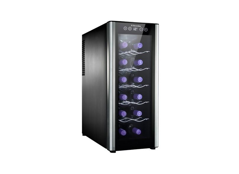 Adega Climatizada Termoelétrico 12 garrafas Electrolux ACS12