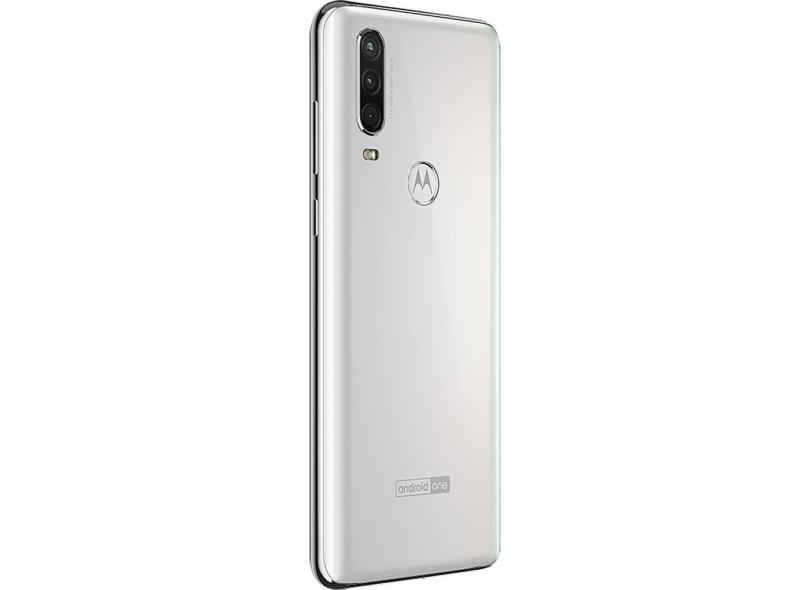 Smartphone MotorolaOne Action 128GB Android 9.0 (Pie)